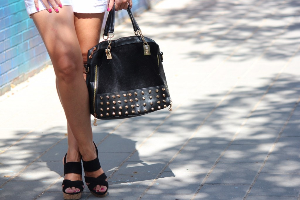 Bolso Remaches